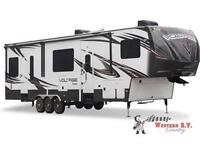 2015 PRICING!! Voltage V-Series V3805 Toy Hauler