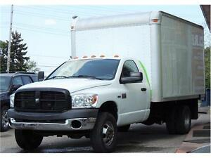 2008 Dodge Ram 3500 /12 FT