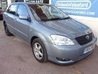 Toyota Corolla 2.0 D-4D T3 Cheap Diesel p/x to clear 1 former keeper