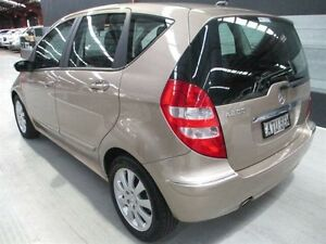 2005 Mercedes-Benz A200 W169 Elegance Brown 7 Speed Constant Variable Hatchback Maryville Newcastle Area Preview