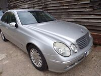 Breaking for parts 2004 MERCEDES E320 CDI W211