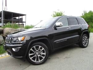 2018 Jeep Grand Cherokee LIMITED V6 4X4 (JUST $36977! ORIGINAL M
