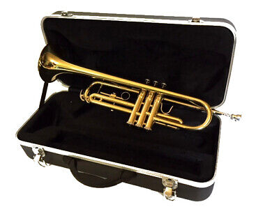 Bb TRUMPET-BANKRUPTCY-NEW STUDENT TO INTERMEDIATE CONCERT BRASS BAND TRUMPETS