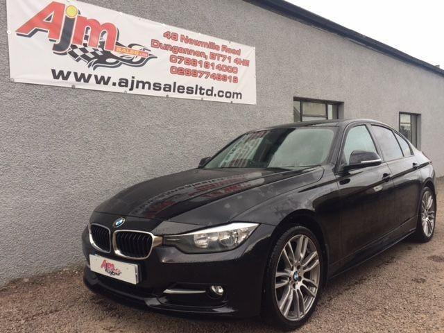 2012 12 BMW 3 SERIES 2.0 320D SPORT 4D 184 BHP DIESEL