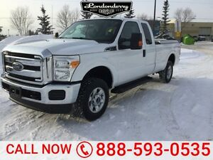 2015 Ford Super Duty F-250 SRW 4WD SUPERCAB XLT Accident Free,