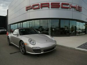 2011 Porsche 911 Carrera 4S 2dr All-wheel Drive Cabriolet