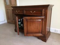 Lounge Cabinet with 2 drawers and which can be used for holding drinks