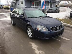 2006 Nissan Altima 2.5, Safety & ETEST for ON or QC INCL.