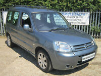 One owner Citroen Berlingo 1.6HDi 92hp Multispace Desire 2006 (55) A/C / Modutop