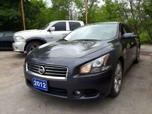 2012 Nissan Maxima 3.5 SV,certified