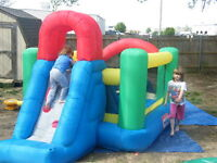 Bouncy Castle / Bouncer Rental - Customer Service Satisfaction