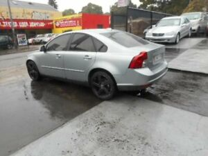 2009 Volvo S40 M Series 2.0D Sedan 4dr PwrShift 6sp 2.0DT Silver Sports Automatic Sedan Croydon Burwood Area Preview