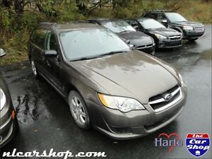 2008 Subaru Legacy Wagon 5sp manual WARRANTY - nlcarshop.com