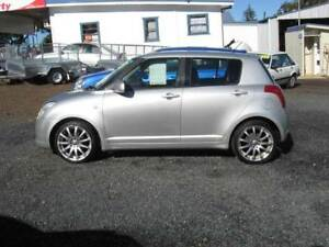 2005 Suzuki Swift Hatchback Clunes Lismore Area Preview