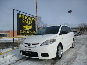 2007 Mazda 5 GS Automatic --- LOW KM ---