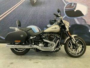 2018 Harley-Davidson FLSB Sport Glide (Custom) Cruiser 1745cc