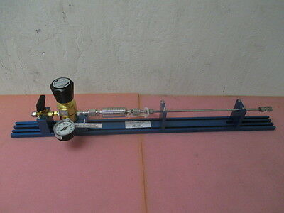 Kinetics high purity gas stick,TESCOM regulator 44-2213 ,Ashcraft gauge,swagelok
