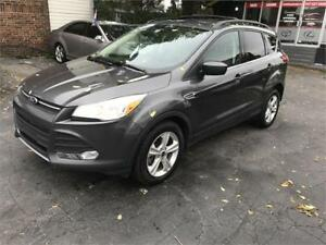 2015 Ford Escape SE NAV CAMERA NO ACCIDENT CERTIFIED ECOBOOST