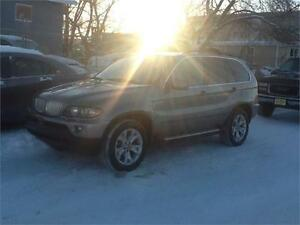 2006 BMW X5 4.4i $5000 firm 1 DAY MIDCITY WHOLESALE 1831 SK AVE