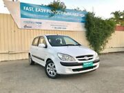2007 HYUNDAI GETZ  * FREE 1 YEAR INTEGRITY WARRANTY * Inglewood Stirling Area Preview