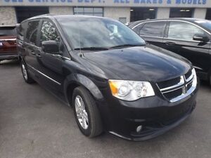 2016 Dodge Grand Caravan Crew LEATHER