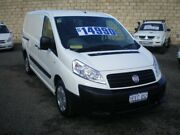 2013 Fiat Scudo MY13 LWB White 6 Speed Manual Van Beaconsfield Fremantle Area Preview