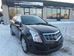 CADILLAC SRX SRX4 AWD 2012 **LUXURY**