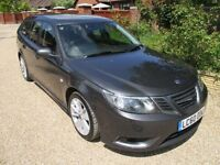 Saab 9-3 1.9 TTiD Turbo Edition SportWagon 5dr 2010