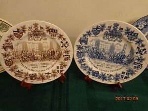 Vintage & Collectible Decorative Plates:  All 7 For Only $25!!