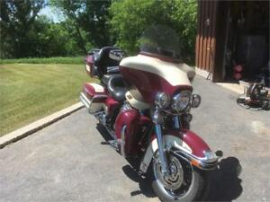 2007 Harley Davidson Ultra Classic on sale !1 owner