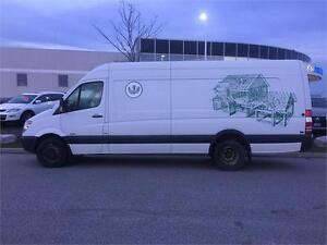 2012 Sprinter 3500,Double Axle, High Roof, Extra Long, Warranty