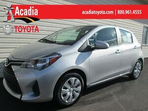 2015 Toyota Yaris LE Conv Pkg with Nav!
