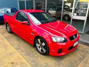 2013 Holden Commodore VE II MY12.5 SV6 Z-Series Red 6 Speed Automatic Utility Hobart CBD Hobart City Preview