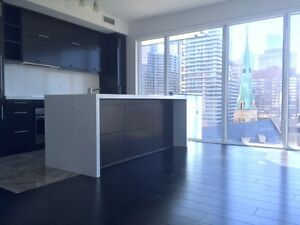 MODERN 2BD CORNER CONDO FOR RENT IN YORKVILLE - DOWNTOWN TORONTO