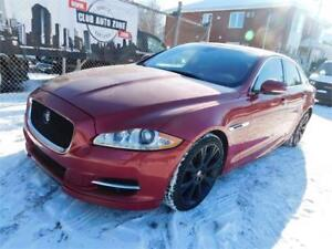 JAGUAR XJ PREMIUM LUXE AWD (AUTOMATIQUE NAVIGATION BLUETOOTH)