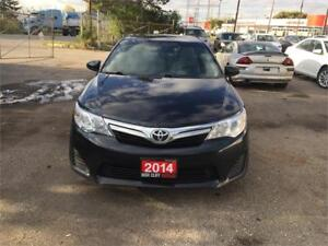 2014 Toyota Camry LE Backup Camra Bluetooth Certified