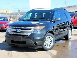 2015 Ford Explorer Base 4dr 4x4