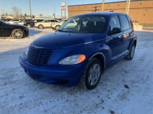 2005 CHRYSLER PT CRUISER - 4 Door Sedan BASE