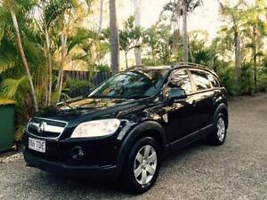 2009 Holden Captiva Wagon Birkdale Redland Area Preview