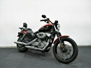 2008 Harley-Davidson XL1200N Sportster Nightster 1200CC Cruiser Dandenong South Greater Dandenong Preview