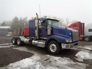 2011 INTERNATIONAL PAYSTAR 5900I HEAVY SPEC, HYDRAULIC WETLINE