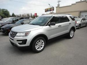 Ford Explorer 2016 AWD-2.3L-7Passagers-Camera-Bluetooth a vendre