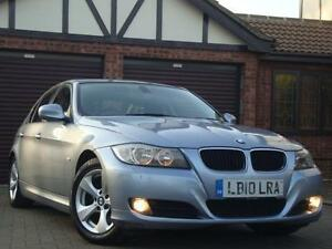 2010 BMW 3 SERIES 320d EfficientDynamics 4dr