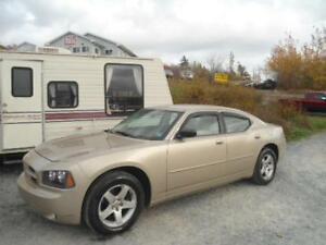 LOW MILEAGE2009 Dodge charger 3.5 V6 , NEW MVI! great shape!