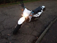 sinnis apache 125 for sale or would consider px with cash my way