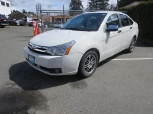 2011 Ford Focus SE *BLUETOOTH *TIRE PRESSURE *KEYLESS ENTRY