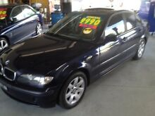 2004 BMW 318I E46 Executive Blue 4 Speed Automatic Sedan Bungalow Cairns City Preview