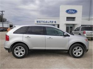 2013 Ford Edge SEL 4x4- Loaded with options