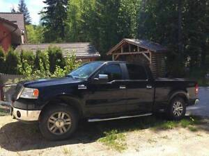 2007 Ford F-150 Lariat SuperCrew  NEW CRATE ENGINE