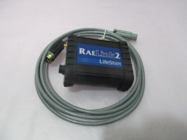RAE Systems RRM1006, Wireless Modem, RAELink2, Raelink Smart, Lifeshirt. 416587